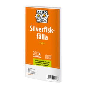 Aries® Silverfiskfälla 6-pack