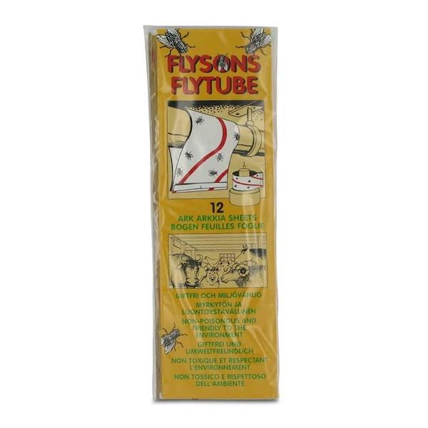 Flysons Flugfälla Fly tube 12st