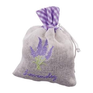 Lavendelpåse i linne 25 g