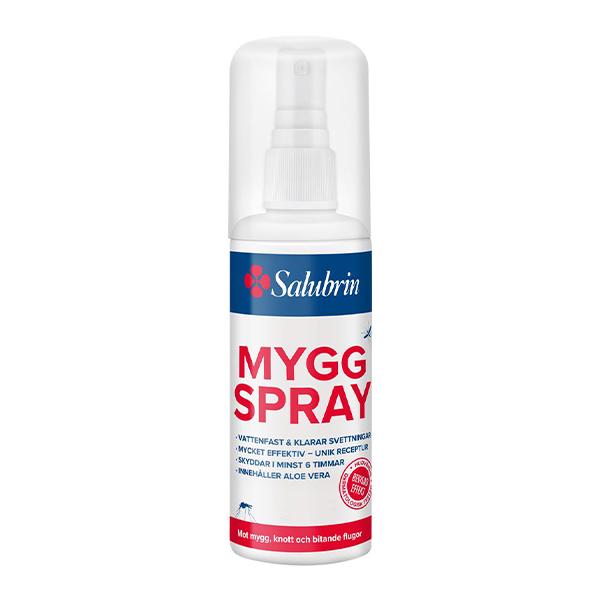 Salubrin Myggspray 100ML